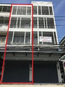 เช่าตึกแถว อาคารพาณิชย์อ่อนนุช อุดมสุข : ให้เช่าอาคารพาณิชย์ ติดถนนอ่อนนุช ปากซอยอ่อนนุช 47