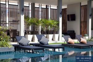 ขายขายเซ้งกิจการ (โรงแรม หอพัก อพาร์ตเมนต์)หัวหิน ประจวบคีรีขันธ์ : ขายโรงแรม หัวหิน ซอยหัวหิน 94 ใกล้หาดหัวหิน โรงแรมใหม่