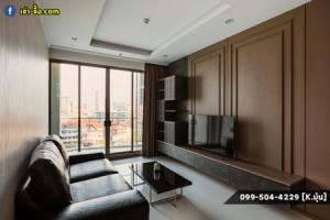 For RentCondoSukhumvit, Asoke, Thonglor : Condo for rent, 2 bedrooms, good view, high level, Supalai Oriental, Sukhumvit 39, 85 sqm., Grand central