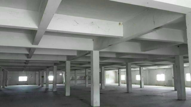 เช่าโกดังบางนา แบริ่ง : ให้เช่าที่ดินพร้อมอาคาร 3 ชั้น ย่านบางนาตราด เนื้อที่ 7ไร่