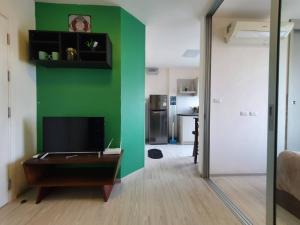 For RentCondoRattanathibet, Sanambinna : JSN008 ** Condo for rent Aspire rattanathibet2. The room is decorated very beautiful, the price is cute, it is still near the purple line.