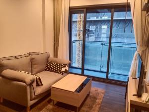 For RentCondoRama9, RCA, Petchaburi : The Line Asoke-Ratchada 1 Bedroom For Rent