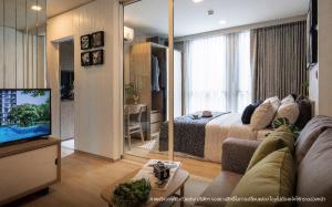 ขายคอนโดอ่อนนุช อุดมสุข : 💥1 ห้องนอน แต่งครบ ถูกที่สุดในโครงการ💥Chamber Onnut Station ราคา 3.1 mb. เท่านั้น ติดต่อ K'ปูเป้ 089-7146565