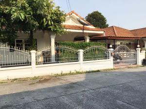 For SaleHouseRayong : For Sale Ramnuch 14, Ban Chang Land Area 62 Sqr.wah 3 Bedrooms 2 Bathrooms