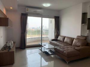 For RentCondoWongwianyai, Charoennakor : For Rent Supalai River Resort (73.5 sqm.)