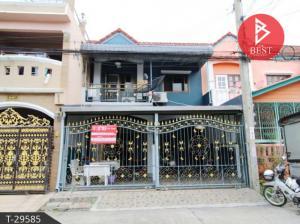 For SaleTownhouseBang kae, Phetkasem : 2 storey townhouse for sale, Phetkasem 4 Village, Nong Khaem, Liab Klong Thawi Watthana, Bangkok.