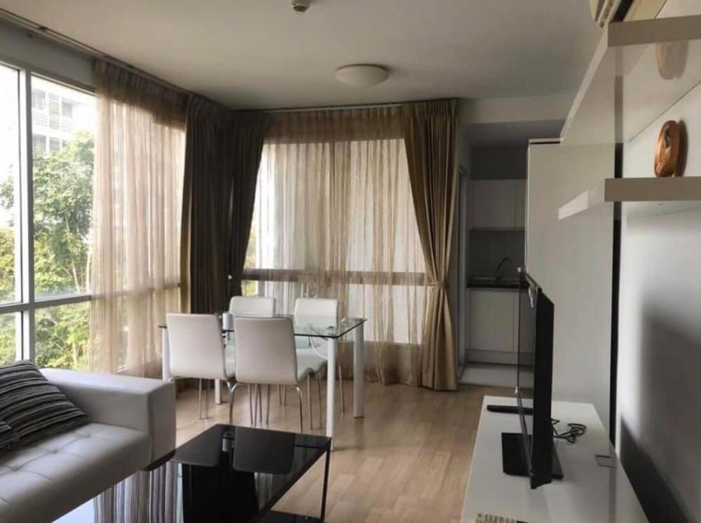 For RentCondoRatchadapisek, Huaikwang, Suttisan : 2200-A😊 For RENT 1 bedroom for rent 🚄 near MRT Ratchadaphisek 🏢 Pano Ville Ratchada 19 Pano Ville Ratchada 19🔔 Area: 54.00 sq.m. 💲 Rent: 17,000 ฿ 📞O86-454O477, O99-5919653 ✅LineID: @sureresidence