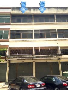 For SaleShophouseLadprao101, The Mall Bang Kapi : Selling 3 and a half floors, 2 booths in Soi Ladprao 132 (Bang Kapi) ** Opposite Manokit condominium**