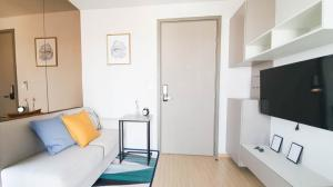 For RentCondoThaphra, Wutthakat : For rent  The Privacy Thaphra Interchange  1Bed , size 26 sq.m.Beautiful room, fully furnished.