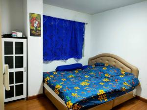 For RentCondoPattanakan, Srinakarin : ✅ For rent, The Seasons Srinakarin, size 55.50 sq.m., with furniture and electrical appliances ✅