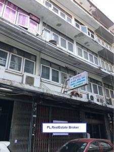 เช่าตึกแถว อาคารพาณิชย์สีลม ศาลาแดง บางรัก : HR667ให้เช่าอาคารพาณิชย์ 5 ชั้น ย่านสีลม ใกล้วัดแขก เหมาะธุรกิจขนาดเล็ก