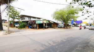 For SaleLandBangbuathong, Sainoi : Land for sale, large plot 8-0-76 rai, width 53 meters, next to Samakkhi Road, Soi 43 Tha Sai, Muang Nonthaburi, Nonthaburi