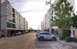เช่าพื้นที่ขายของ ร้านต่างๆราษฎร์บูรณะ สุขสวัสดิ์ : มีพื้นที่ว่างใต้คอนโดแบ่งให้เช่าค้าขายได้  ค่าเช่า 4,500 บาท/เดือน  เท่านั้น