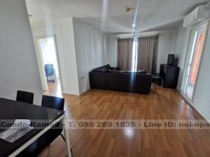 For SaleCondoRama9, RCA, Petchaburi : SALE !! Condo Lumpini Place, MRT Rama 9, 2 Bed, Tower C, Floor 22, 71 sq.m., Sale 6.1MB