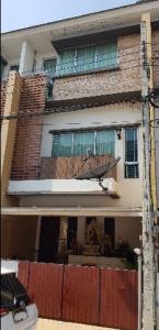 For RentTownhouseLadprao101, The Mall Bang Kapi : RTJ680ให้เช่าทาวน์โฮม3 ชั้นกรุงเทพกรีฑาซอย7 หมู่บ้านทาวน์พลัสหัวหมาก ใกล้ตลาดมาร์เก็ตทูเดย์