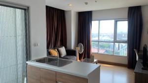 เช่าคอนโดคลองเตย กล้วยน้ำไท : ให้เช่าห้องชุดพักอาศัย  ชั้น 21 อาคาร B อาคารชุดแอสปาย พระราม 4  ราคา 11,000 / เดือน