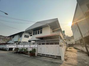 ขายบ้านโชคชัย4 ลาดพร้าว71 : ขายด่วน บ้านพร้อมที่ดิน ลาดพร้าว ซอย 1 เนื้อที่ 45 ตารางวา ทำเลดี เดินทางสะดวก