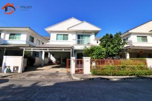 ขายบ้านสำโรง สมุทรปราการ : ขายบ้านเดี่ยว มัณฑนา วงแหวน-เทพารักษ์ ติดถนนเทพารักษ์ กม.9