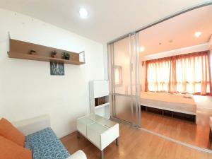 For RentCondoSeri Thai, Ramkhamhaeng Nida : For rent, room 1br. Lumpini Ville Ramkhamhaeng 60-2, area 26.2 sq m, next to the main road Ramkhamhaeng.