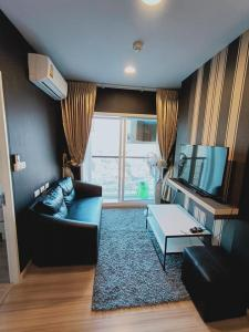 For RentCondoThaphra, Wutthakat : Rent Bangkok Horizon Ratchada-Thapra Ratchada-Thapra Road 📍🌈 Fully furnished with furniture and electrical appliances. Can go in