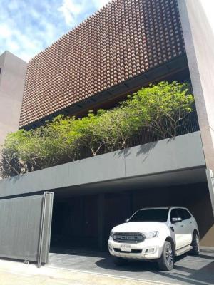 ขายบ้านลาดพร้าว71 โชคชัย4 : บ้านจริงๆ สวย น่าอยู่มากๆ ซอยนาคนิวาส ลาดพร้าว71 เฟอร์นิเจอร์หรูดูดีขายบ้านเดี่ยวสร้างใหม่ สไตส์โมเดิร์น สุดหรู 3 ชั้น
