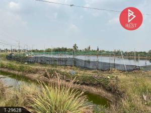ขายที่ดินฉะเชิงเทรา : ขายที่ดินบางขวัญ ฉะเชิงเทรา ทำเลสวยติดถนนใหญ่