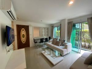 For SaleCondoNawamin, Ramindra : Condo for sale Parc Exo Kaset-Nawamin Near Chocolate Ville size 66 sq m. 2 bedrooms, 2 bathrooms.