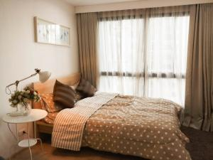 For RentCondoThaphra, Talat Phlu, Wutthakat : For rent Ideo Sathorn-Thapra 1Bed, size 21 sq.m., Beautiful room, fully furnished.