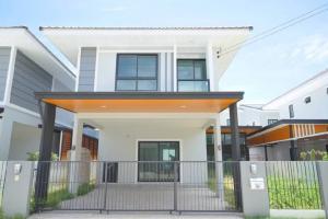 ขายบ้านพัทยา บางแสน ชลบุรี : ขายบ้านมือ1 ต่อเติมแล้ว ราคาถูกกว่าโครงการ มณีรินทร์ วิลเลจ แหลมฉบัง- บางละมุง