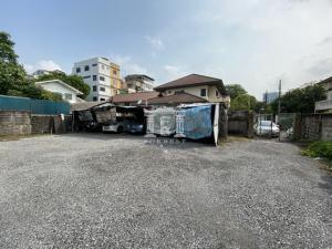 For SaleLandSathorn, Narathiwat : 40658 - Land for sale, Chan 27 Road, near Phra Mae Maree Sathorn School, area 104 sq.w.