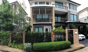 ขายบ้านพัฒนาการ ศรีนครินทร์ : ขายบ้านเดี่ยว 3 ชั้น เดอะแพลนท์ เอลิท พัฒนาการ (The Plant Elite) ซอยพัฒนาการ 38