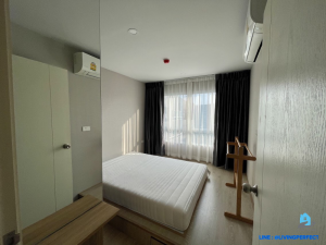 For RentCondoKasetsart, Ratchayothin : 🔥 Renting 🔥 Condo Elio del moss Phaholyothin 34, brand new room, beautiful, near Kasetsart University, there are many rooms.