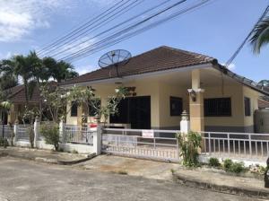 For RentHousePhuket, Patong : Open for rent, a single-storey house, Baan Suan Neramit 5, Thalang District, Phuket Province