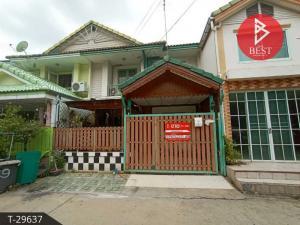 For SaleTownhouseBang Sue, Wong Sawang : 2 storey townhouse for sale, Pruksa 16 village. Bangyai-Kaew In, Nonthaburi