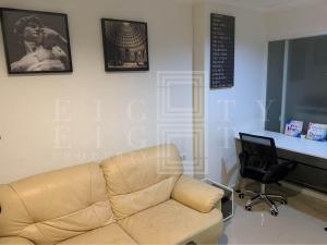 เช่าคอนโดพระราม 9 เพชรบุรีตัดใหม่ RCA : For Rent Lumpini Place Rama 9-Ratchada (37.5 sqm.)