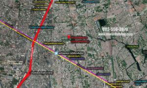ขายที่ดินลาดพร้าว71 โชคชัย4 : ขายที่ดิน ซอยลาดพร้าว91 แขวงวังทองหลาง กรุงเทพ ใกล้รถไฟฟ้าสายสีเหลือง ขายถูกตามราคาประเมินของกรมที่ดิน ที่ดินขนาด 30 ตารางวา ผังเมืองที่ดินสีเหลือง เหมาะสำหรับสร้างห้องแถวไว้ปล่อยเช่า หรือซื้อเก็บ ซื้อลงทุนเพื่อเกรงกำไร