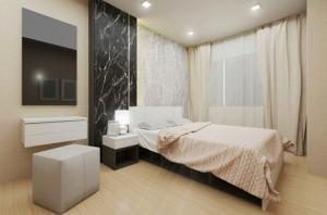 For RentCondoRatchadapisek, Huaikwang, Suttisan : For Rent 出租 Metro luxe Ratchada 1bed 35sq.m. 13,500 THB Tel. 065-9899065