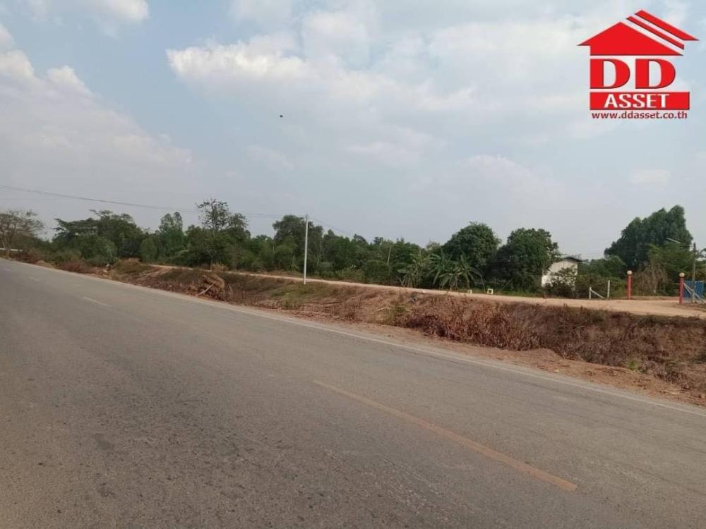 For SaleLandSaraburi : Land for sale 64 rai, Nong Khae, Saraburi, 600,000 per rai, land on 2 roads, beautiful land, Liap Klong Raphiphat.