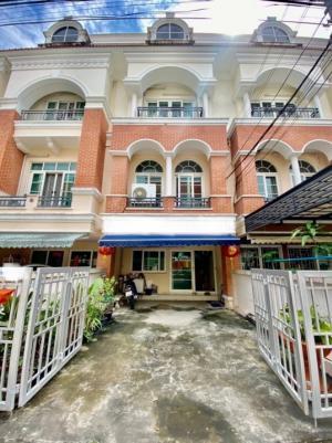 For SaleTownhouseKaset Nawamin,Ladplakao : 💥Sell/Rent Townhome 3 stories ขายทาวน์โฮม 3 ชั้น หมู่บ้าน คาซ่า ซิตี้ นวลจันทร์ 1