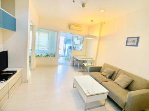 For RentCondoRatchadapisek, Huaikwang, Suttisan : Condo for rent in Ladprao area, The Room Ratchada, Ladprao, near MRT Lat Phrao, size 41 sq m, 1 bedroom, price 12,000 baht, interested contact 0808144488