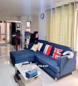 ขายทาวน์เฮ้าส์/ทาวน์โฮมรัชดา ห้วยขวาง : ขายบ้านราคาถูก !! รัชดา 32 ทาวน์โฮม 3 ชั้น 4 ห้องนอน ใกล้รถไฟฟ้า 2 สาย บ้านใกล้ศาลอาญา