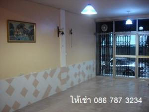 For RentShophouseSapankwai,Jatujak : For rent, commercial building, Pradiphat 18, Saphan Khwai, suitable for restaurants, near 8 large condos