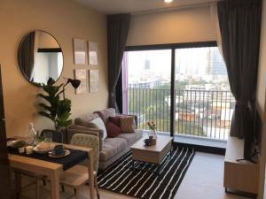 For RentCondoSukhumvit, Asoke, Thonglor : ✨Corner unit, 1 bed fully furnished, near bts ekkamai and Phrakanong✨