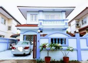 For SaleHouseBang kae, Phetkasem : 2-storey detached house, Nong Khaem