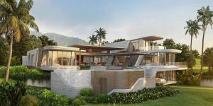 For SaleHousePhuket, Patong : Luxury Private Pool Villa for Sale@Phuket