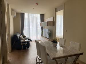 เช่าคอนโดสุขุมวิท อโศก ทองหล่อ : Noble Recole Condo  2 Beds Unit for Rent   A located at Sukhumvit 19  (โนเบิล รีโคล สุขุมวิท 19) ให้เช่า