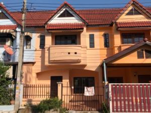 For SaleHouseBangbuathong, Sainoi : Townhouse for sale Sweet Home Park Soi 18