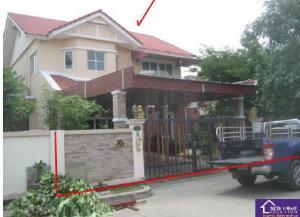 For SaleHouseNakhon Pathom, Phutthamonthon, Salaya : Single house Krantwadee, Phutthamonthon Sai 3 ** price 6,500,000 baht.