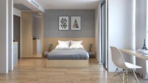 เช่าคอนโดสยาม จุฬา สามย่าน : 🔥ว่างให้เช่า🔥 Ashton Chula 1 นอน 31 ตรม. ชั้นสูง แต่งสวยมาก เครื่องใช้ไฟฟ้าครบพร้อมอยู่ 095-249-7892