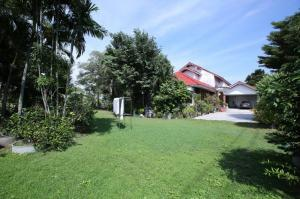 For SaleHouseBangna, Lasalle, Bearing : 📢 Urgent sale!  2 storey detached house, large land, next to golf course, Green Valley Village, Bangna-Trad, special price 21.42 million 📌📌